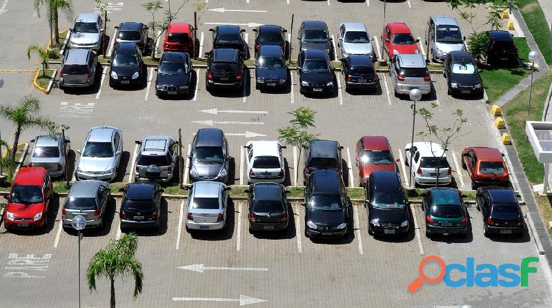 Estacionamento seco 900 m² na zona norte   são paulo.