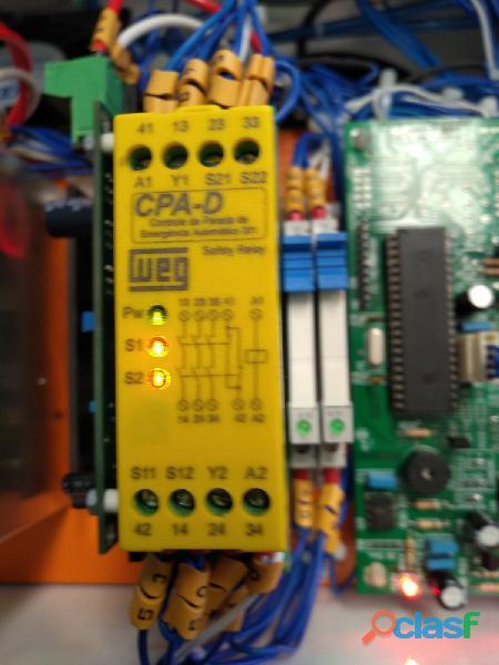 Laudo de adequação nr 12 em equipamentos eletromecânicos