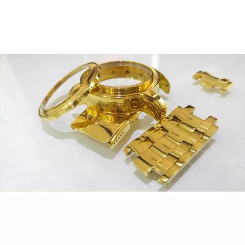 3983a7433a1 Banho de ouro e restauração de jóias e óculos-