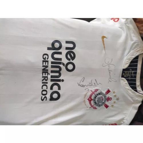 1995e7ab8c018 Camisa corinthians autografada   OFERTAS Abril