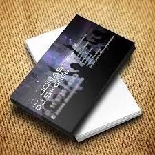 Cartão de visita couchê 250g 4x0 1000 und arte grátis
