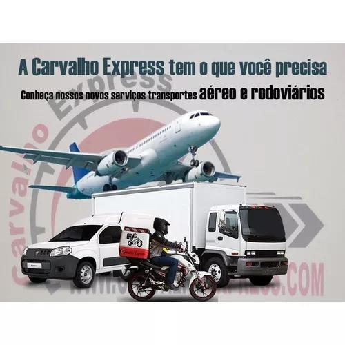 Carvalho express entrengas urgentes.