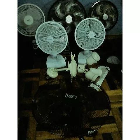Conserto de ventiladores e eletrodomesticos portateis