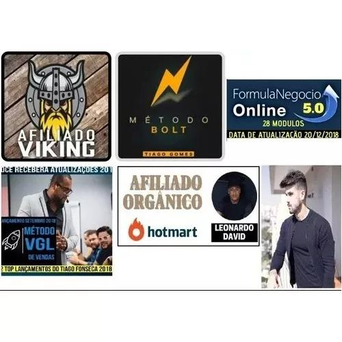 Fórmula negócio online+ afiliado viking + afiliado