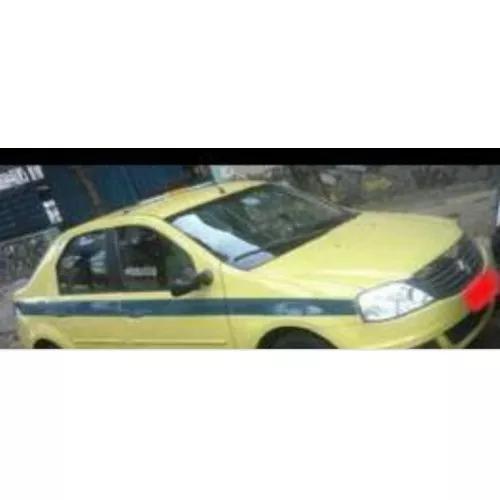 Logan 2012 + autonomia antiga taxi rj