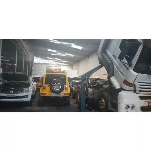 Oficina caminhão
