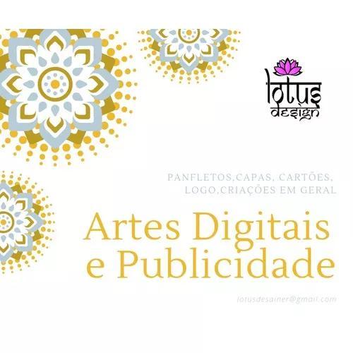 Panfletos, site, marketing digital, criação etc.