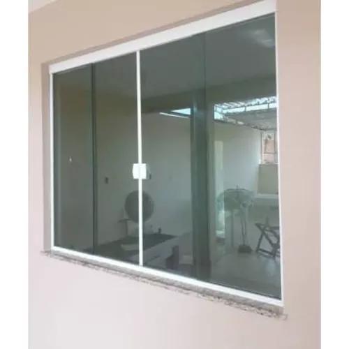 Portas janelas blindex