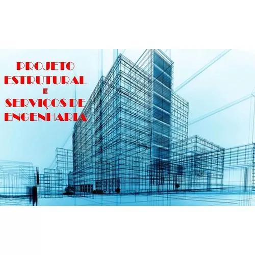Projeto estrutural - art laudo reforma - serviços
