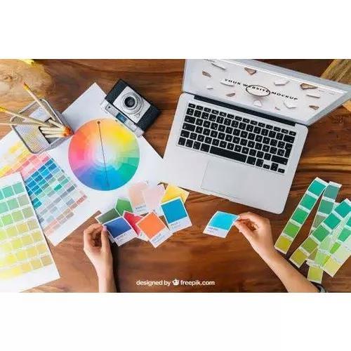 Serviço de designer gráfico + marketing digital