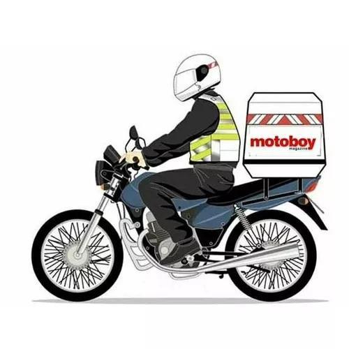 Serviço de motoboy profissional