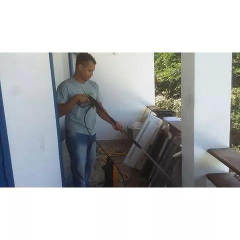 Serviços de instalações e manutenções de ar