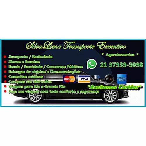 Silva lima transporte executivo rio de janeiro