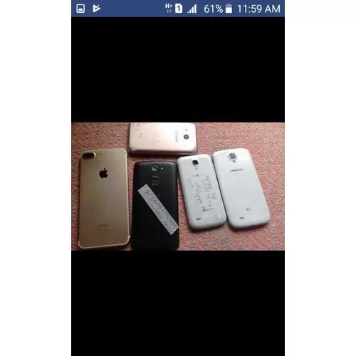 Telefones celulares para consertos