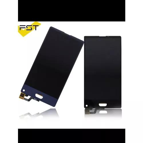 Touch doogee mix lite display lcd preto