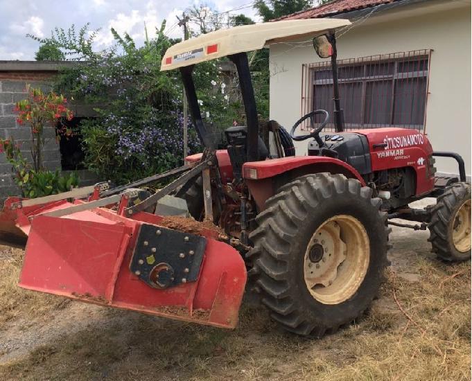 Trator yanmar 1155-4 4x4