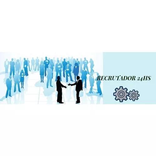 Treinamento recrutador 24hs cadastre pessoas na sua rede