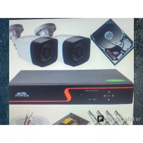 Venda de kits câmeras segurança