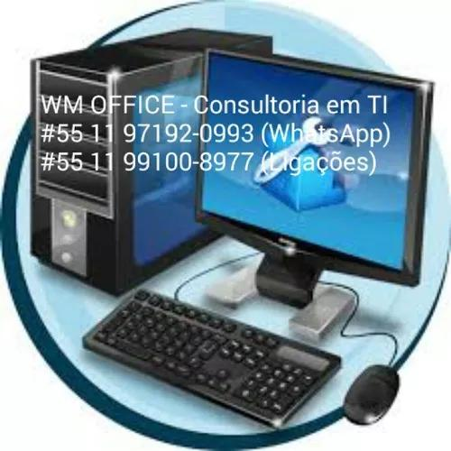 Wm office - consultoria