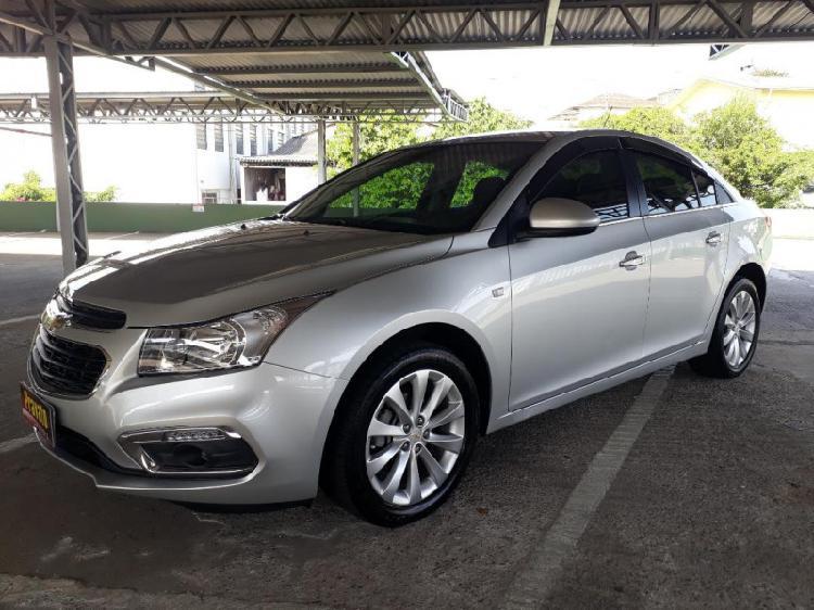 Chevrolet cruze 1.8 lt 4p 2015 /único dono 33 mil km rod..