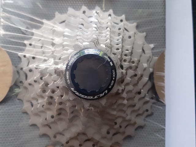 Cassete shimano ultegra csr 8000