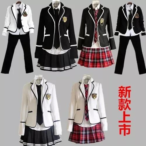 Cosplay escolar japones varios modelos masculino e f