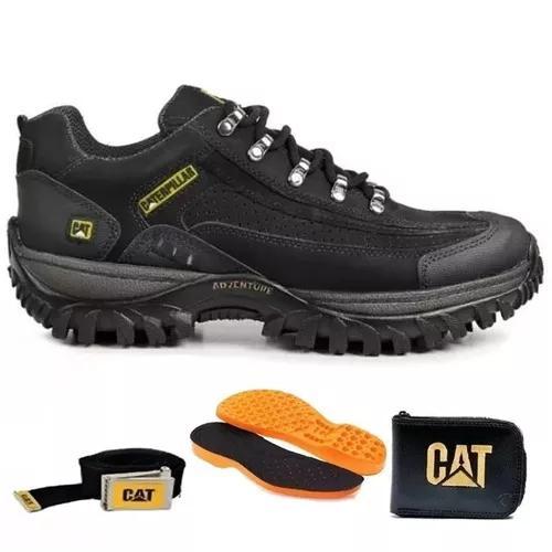 3a0c45735 Coturno bota tenis caterpillar adventure original + kit cat