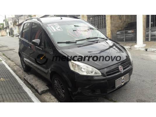 Fiat idea essence 1.6 flex 16v 5p 2012/2012