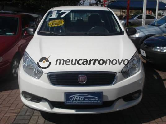 Fiat siena essence dualogic 1.6 flex 16v 4p 2017/2017
