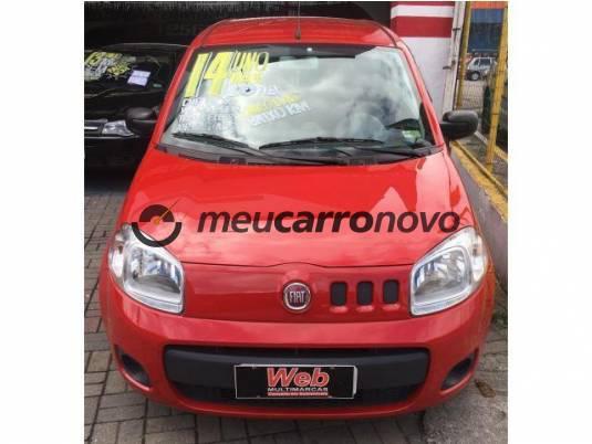 Fiat uno vivace 1.0 evo fire flex 8v 3p 2013/2014