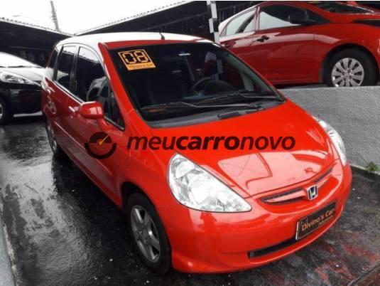 Honda fit lxl 1.4/1.4 flex 8v/16v 5p aut. 2008/2008