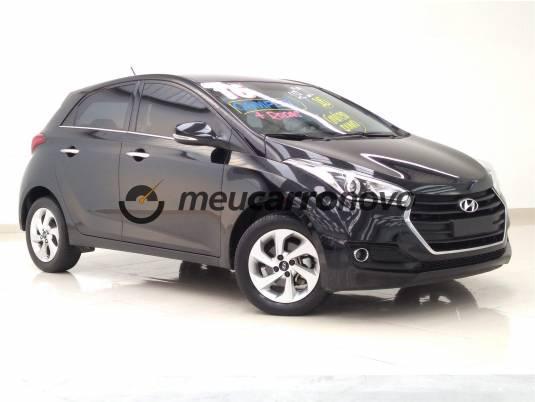 Hyundai hb20 premium 1.6 flex 16v aut. 2015/2016