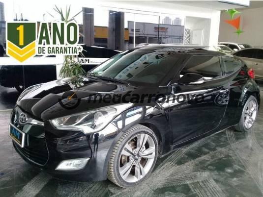 Hyundai veloster 1.6 16v 140cv aut. 2012/2012