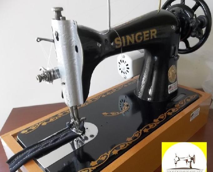 Maquina de costura singer 15