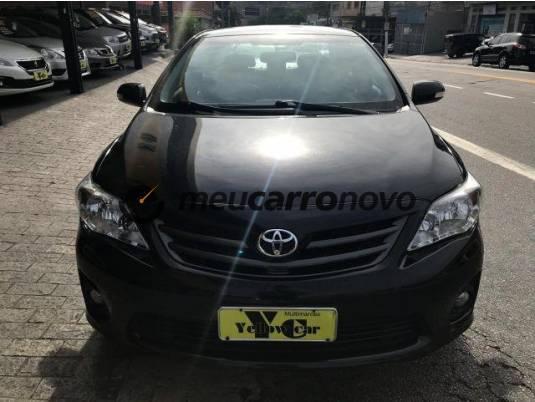 Toyota corolla xei 2.0 flex 16v aut. 2014/2014