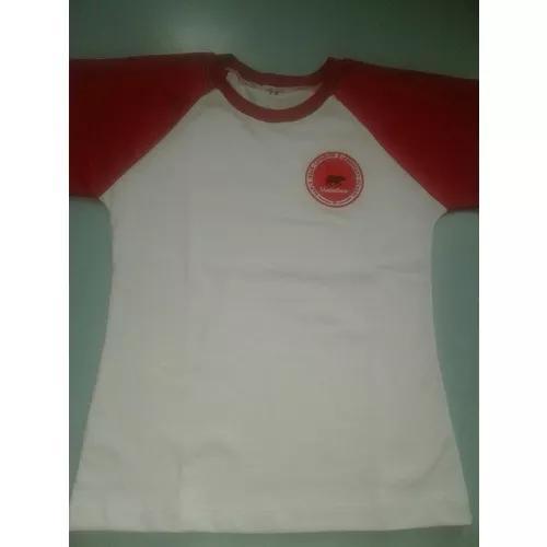Uniformes maple bear - camiseta com manga ou regata