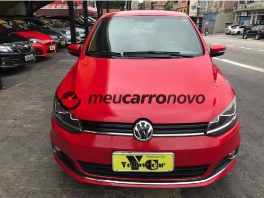 Volkswagen fox highline i motion 1.6 flex 16v 5p 2015/2015