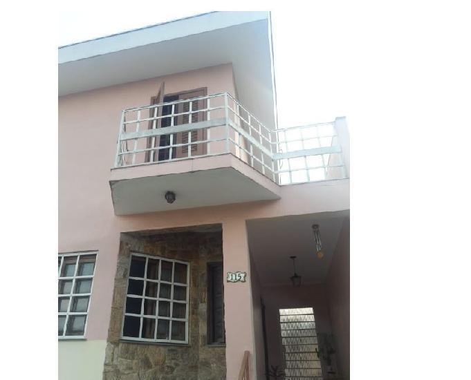Vende-se sobrado geminado 177 m2 3 d e 1 suite jd são paulo