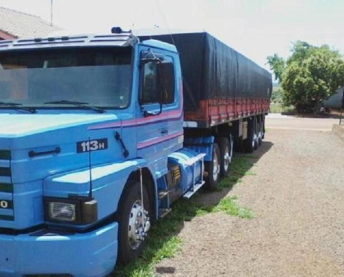 Scania 113 top carreta ls randon