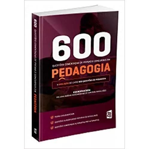 600 questões comentadas de provas e concursos