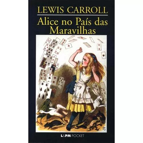 Alice no país das maravilhas - col. l&pm pocket
