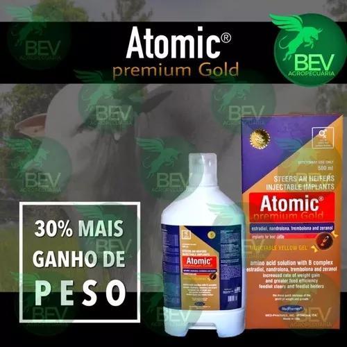 Atomic® pr