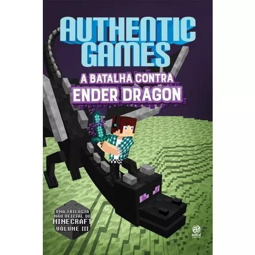 Authentic games - a batalha contra ender dragon - astral cul