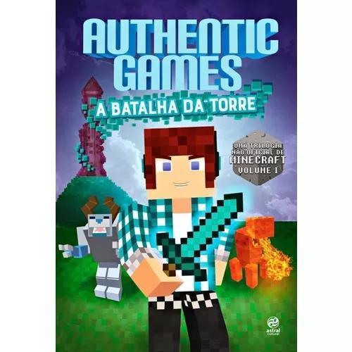 Authentic games - a batalha da torre - alto astral