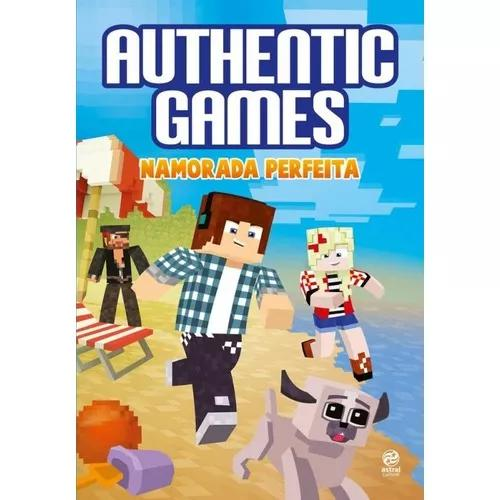 Authentic games - namorada perfeita - astral cultural