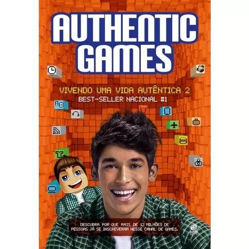 Authentic games - vivendo uma vida autentica 2 - astral cult