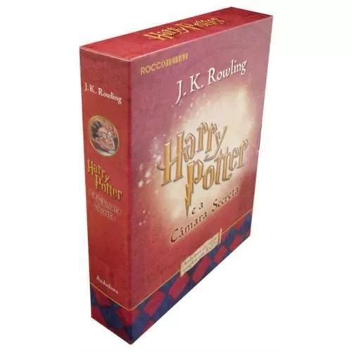 Harry potter e a câmara secreta - audiolivro