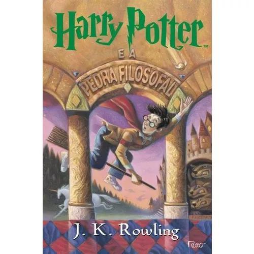 Harry potter e a pedra filosofal - rocco