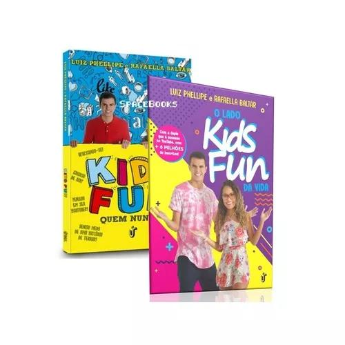 Kit Kids Fun + O Lado Kids Fun Da Vida (2vol.)