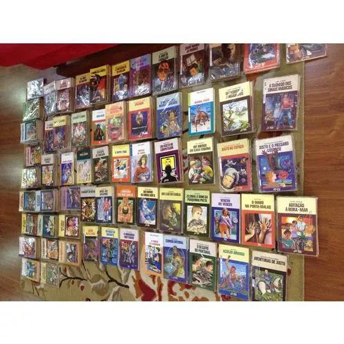 Livros: kit com 3 livros da coleção vagalume - a escolher